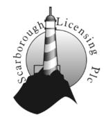 Scarborough Licensing PLC