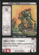 Thor Prime (Summoner) CCG Limited.jpg