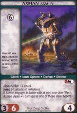 Axman (AXM-1N) CCG Unlimited.jpg