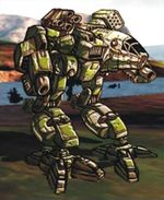 Cauldron-Born A CCG MechWarrior.jpg