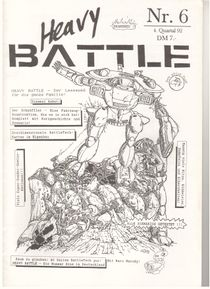 Heavy Battle, Issue 6