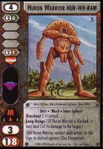 Huron Warrior (HUR-W0-R4M) CCG Crusade.jpg