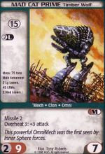 Mad Cat Prime (Timber Wolf) CCG Unlimited.jpg