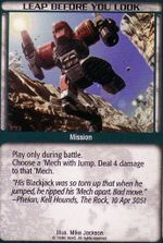 Leap Before You Look CCG Unlimited.jpg