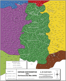 Capellan Confederation 2822