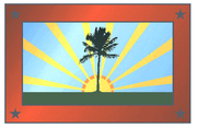Planetary flag of Wapakoneta