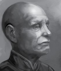 Aleksandr Kerensky - Regent and Protector of the Star League