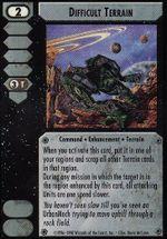 Difficult Terrain CCG CommandersEdition.jpg