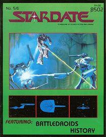 Stardate, Issue 5/6