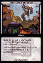 Fortunes of War CCG MechWarrior.jpg