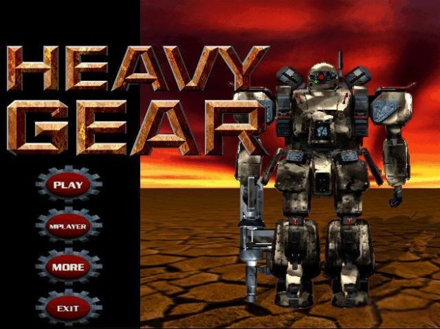 Can't get enough mid '90s combat 'mech action? Gear Up!