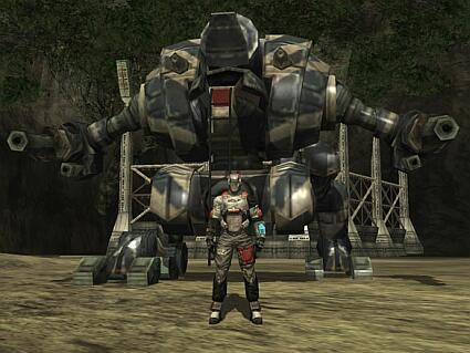 Wearing Battlearmor inside a 'mech cockpit must be like Shaq driving a Smartcar.