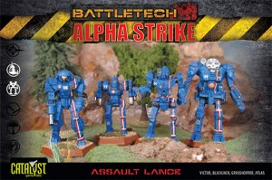 CAT35710 Assault Lance Packaging