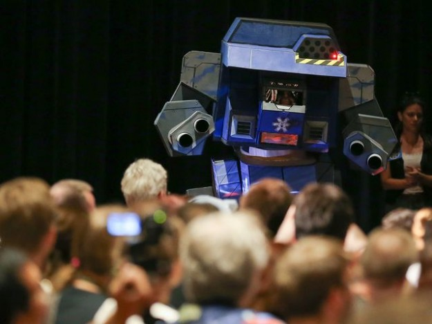 The Invasion of Rasalhague reinacted at Gencon 2014