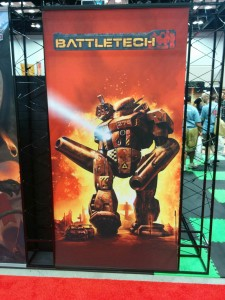I took a lot of BattleTech related pictures.