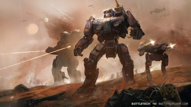 BATTLETECH game