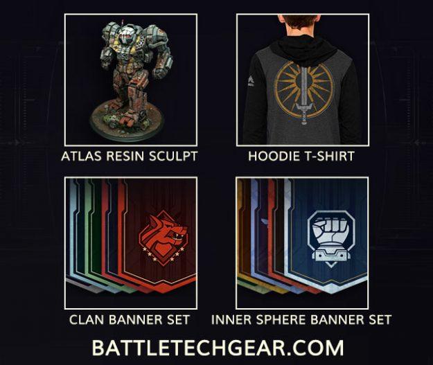 BattleTechGear.com KS