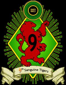 9th Sanguine Tigers