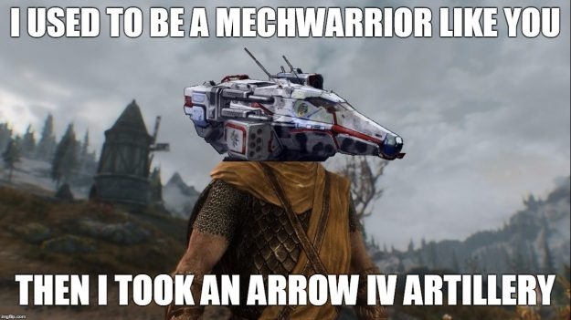 Raven Arrow IV