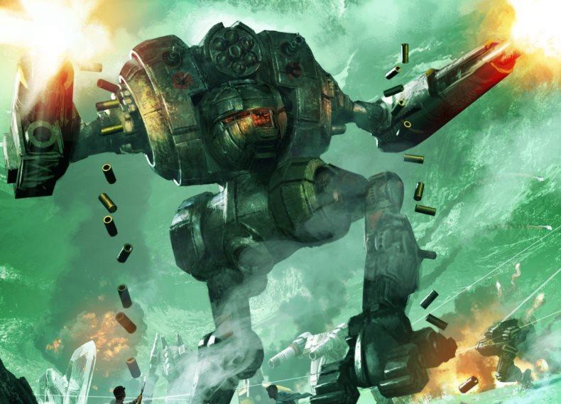 New Tech In Mechwarrior Online Sarnanet
