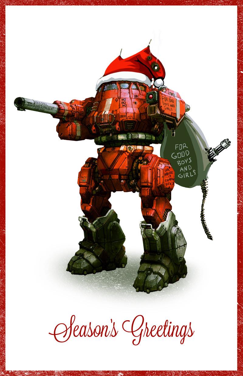 Christmas Urbie