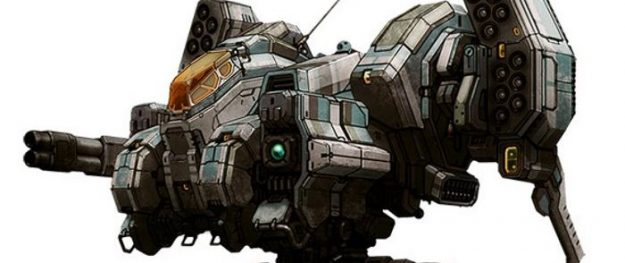 Meet BattleTech's Newest 'Mech: The Sun Spider