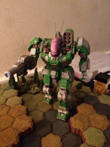 Battlemaster Figure