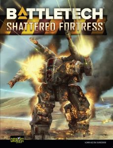 Shattered Fortress To Debut At GenCon
