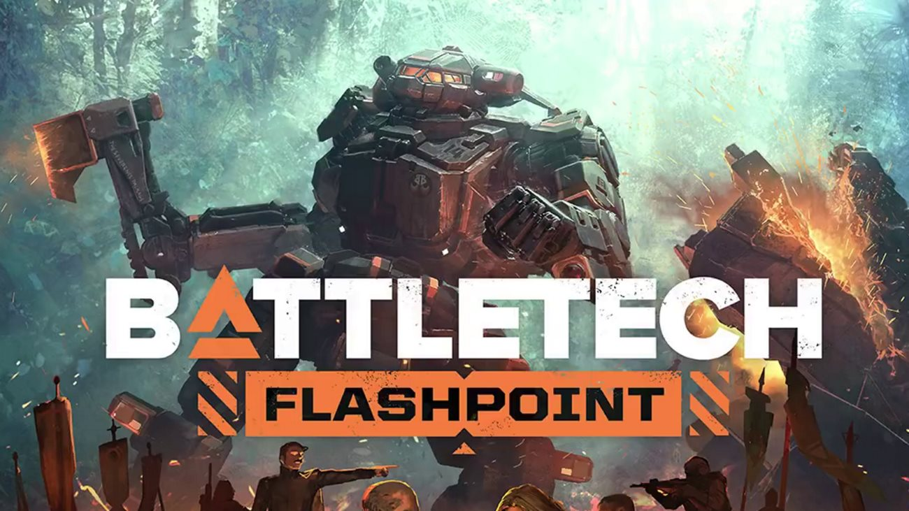 BattleTech Releases Teaser Video For New Expansion: Flashpoint