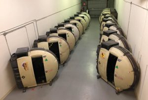 Sarna.net News: Original BattleTech Pods In Grand Rapids Michigan Moving To New Dedicated Site