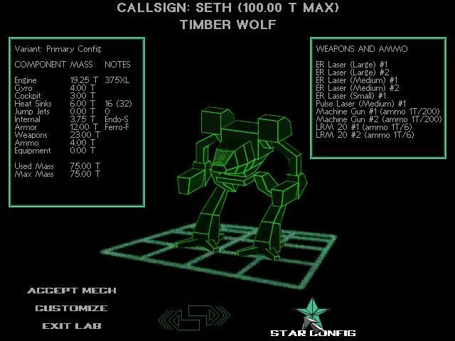 Did You Know? – Retro BattleTech Games – MechWarrior 2: 31st