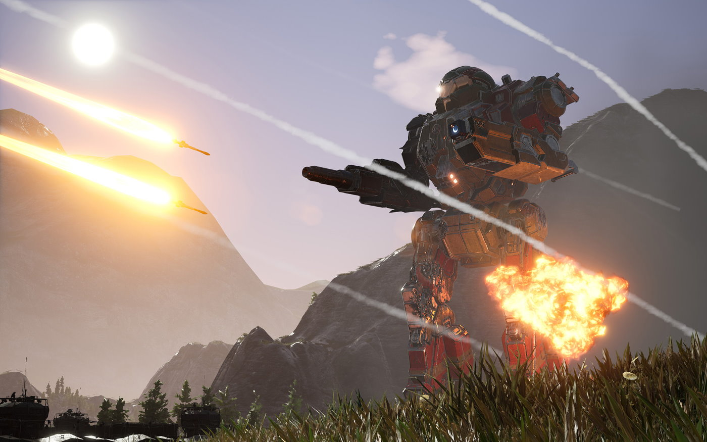 Sarna.net News: MechWarrior 5 Confirmed As Epic Games Store Exclusive