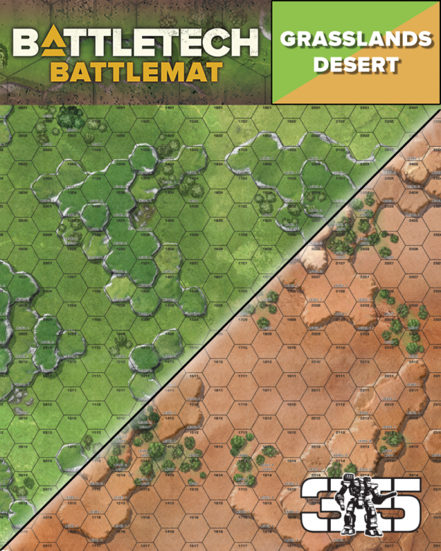 BattleTech BattleMat