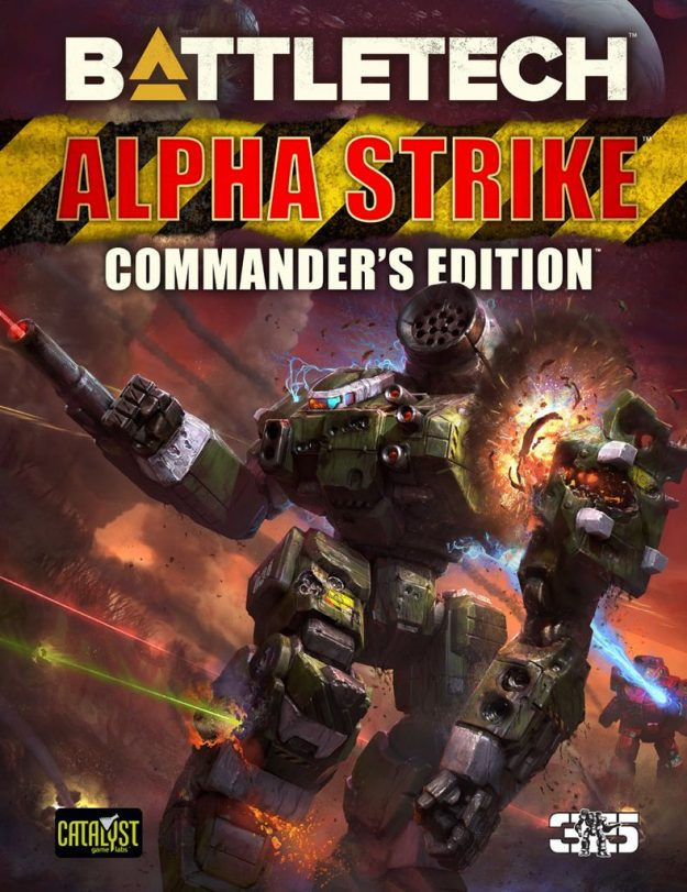 Alpha Strike: Commander's Edition