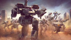 Sarna.net News: New Heavy Metal Trailer For HBS' BattleTech Reveals New 'Mech: The Bull Shark