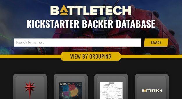 Kickstarter Database