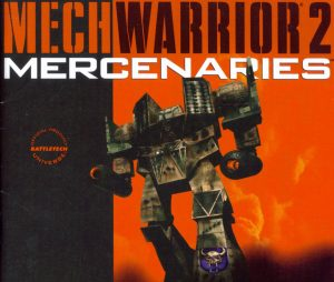 Sarna.net News: Retro BattleTech Games - MechWarrior 2: Mercenaries