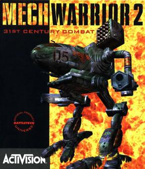 MechWarrior 2 Cover