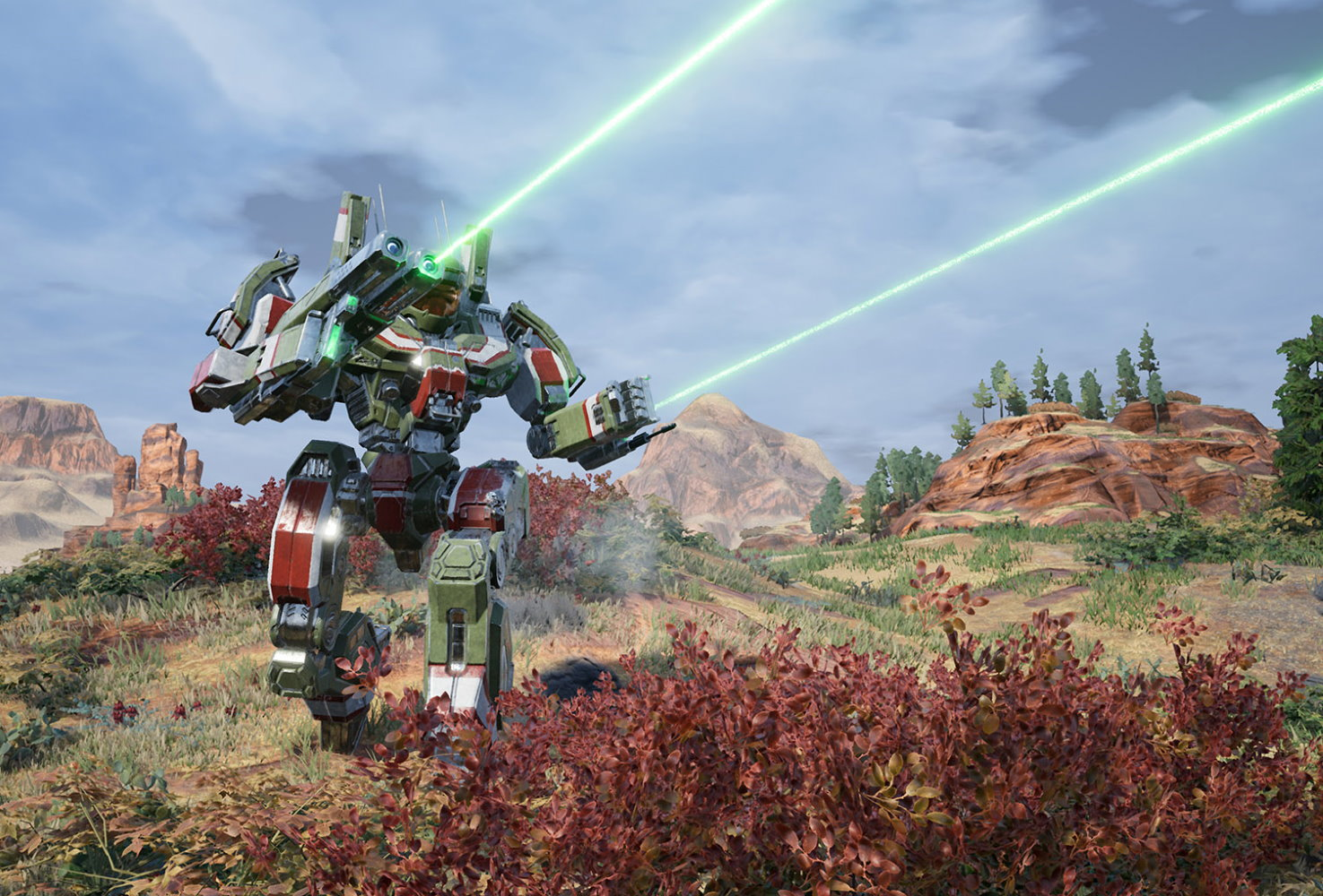 Sarna.net News: Let's Talk About Mods For MechWarrior 5: Mercenaries