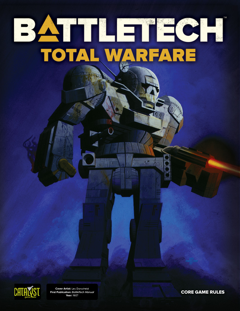 Total Warfare cover