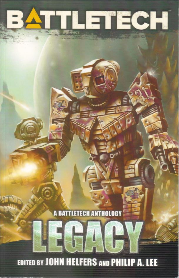 BattleTech: Legacy cover