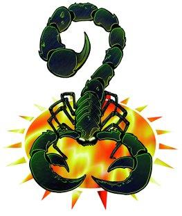 Clan Goliath Scorpion Logo