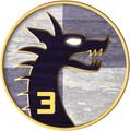 3rd Drakøns logo CMKurita.png