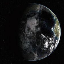 Solaris VII Orbital View