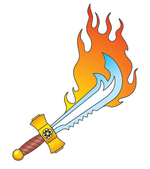 Insignia of the Sword of Light