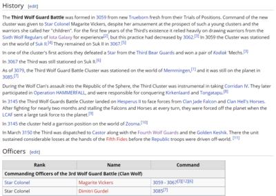 3rd Wolf Guard Battle (Clan Wolf) screenshot.PNG