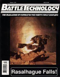 BattleTechnology, Issue 16