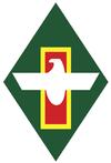 Insignia of Oriente Hussars