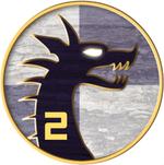 2nd Drakøns crest