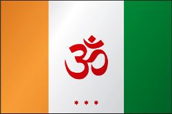 Flag of the United Hindu Collective